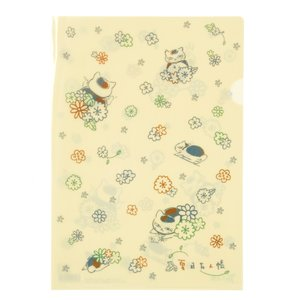 Stationery / Other Stationery / Natsume's Book of Friends Nyanko-sensei Clear File