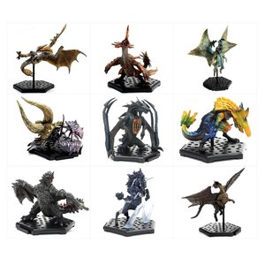 Figures & Dolls / Scale Figures / Capcom Figure Builder Monster Hunter Standard Model+ Best 1/2/3