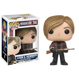 Toys & Knick-Knacks / Soft Vinyl Figures / Pop! Games: Resident Evil - Leon Kennedy