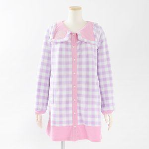 milklim Gingham Check Dress