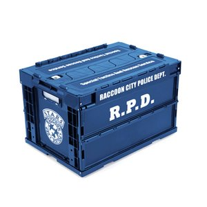 Resident Evil S.T.A.R.S. Folding Container