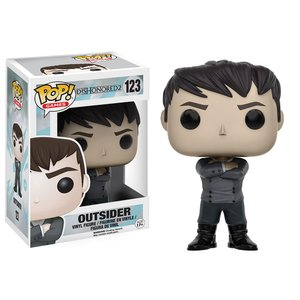 Toys & Knick-Knacks / Soft Vinyl Figures / Pop! Games: Dishonored 2 - The Outsider