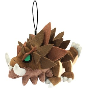 Monster Hunter Akantor Mini Plush