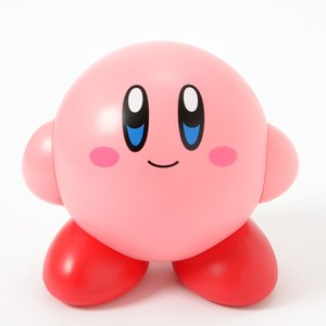Toys & Knick-Knacks / Collectable Toys / Kirby Big Poseable Figure