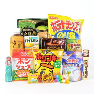 January 2017 Megabox (Snacks Only)