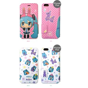 Stationery / Smartphone Cases / Miku Rody iPhone 6/6s Plus Flip-Style Cases