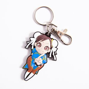 Street Fighter IV PVC Keychains
