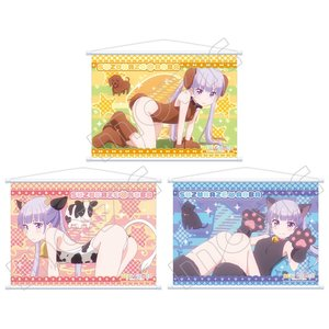 New Game! Aoba Furry Animal Tapestry Collection
