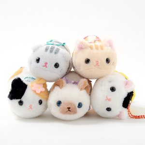 Utage Tsuchineko Plushies (Ball Chain)