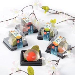 Tobideru Fruity Mizu Mochi