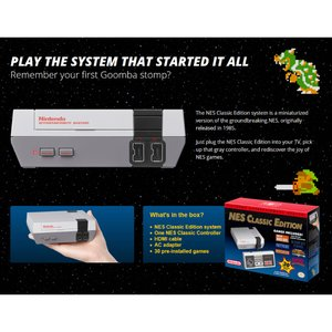 Gaming / Gaming Consoles / NES Classic Edition