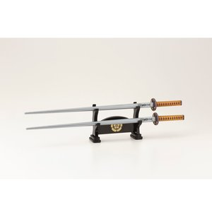 Home & Kitchen / Chopsticks & Cutlery / Nobunaga Oda Samurai Sword Chopsticks