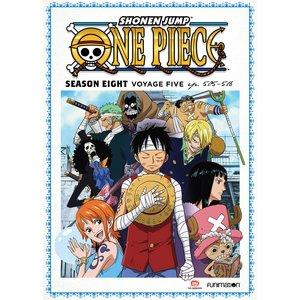 One Piece Season 8, Voyage 5 DVD