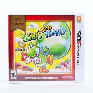 Gaming / Video Games / Yoshi's New Island (3DS)