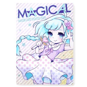 M☆GIC⊿L (Magical) saaki Art Book #00