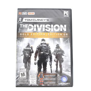 Gaming / Video Games / Tom Clancy's The Division - Gold Edition (PC)