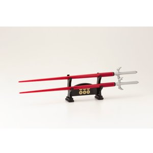 Home & Kitchen / Chopsticks & Cutlery / Sanada Yukimura Samurai Spear Chopsticks