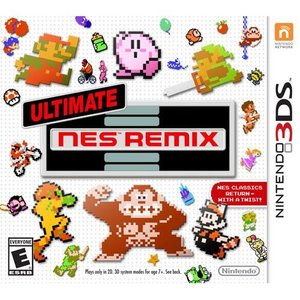 Nintendo Ultimate NES Remix (3DS)