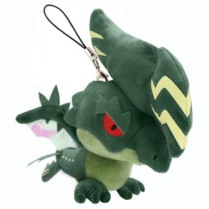 Monster Hunter X Astalos Mini Plush