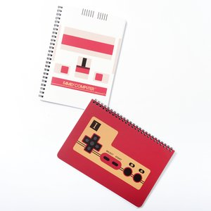 Stationery / Notebooks & Memo Pads / Famicom Stationery Supplies: Spiral Notebooks