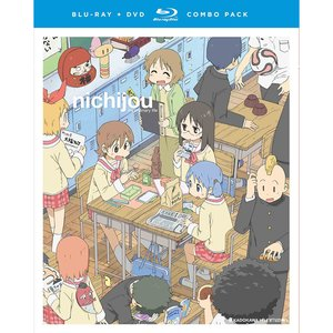 Nichijou: The Complete Series Blu-ray/DVD Combo Pack (Subtitles Only)
