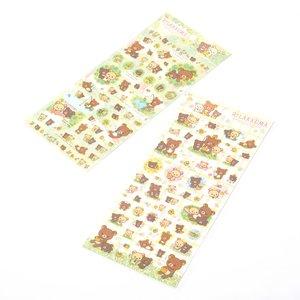 Stationery / Stickers / Rilakkuma Korilakkuma to Atarashii Otomodachi Stickers