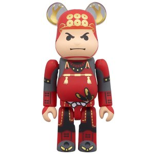 Toys & Knick-Knacks / Collectable Toys / Samurai Warrior BE@RBRICK 100% Sanada Yukimura