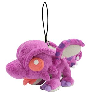 Monster Hunter Chameleos Mini Plush