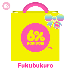6%DOKIDOKI Winter 2018★Lucky Pack
