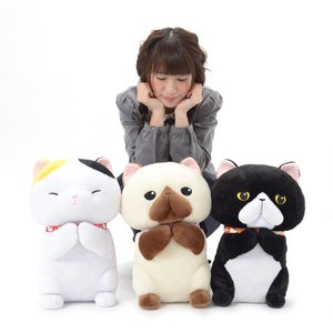 Plushies / Big Plushies / Onedari Munchkin Cat Plush Collection (Big)