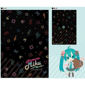 Stationery / Other Stationery / Hatsune Miku 2017 Character Schedule Book