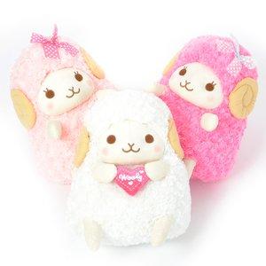 Plushies / Big Plushies / Heartful Girly Wooly Sheep Plush Collection (Big)