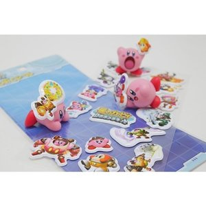 Stationery / Stickers / Kirby: Planet Robobot Puffy Stickers