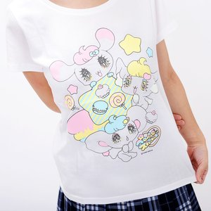 Otaku Apparel & Cosplay / Tops / Peropero Sparkles T-Shirt (Ladies')