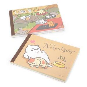 Stationery / Notebooks & Memo Pads / Neko Atsume Memo Pads Ver. 2