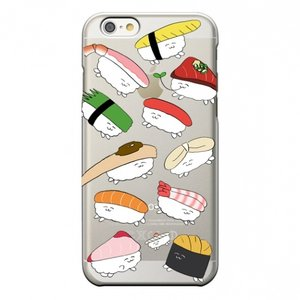 Stationery / Smartphone Cases / Oshushidayo! iPhone 6 Case - Oshushi no Tsumeawase