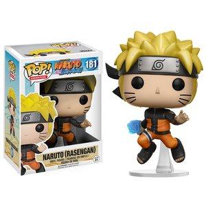 Toys & Knick-Knacks / Soft Vinyl Figures / Pop! Animation: Naruto Shippuden - Naruto (Rasengan)