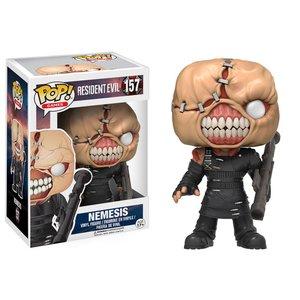Toys & Knick-Knacks / Soft Vinyl Figures / Pop! Games: Resident Evil - Nemesis