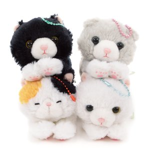 Dakko Neko Muunyan Cat Plush Collection (Ball Chain)