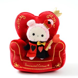 Plushies / Plushie Sets / Sentimental Circus Queen of Hearts & Kimagure Alice Multi-purpose Stand