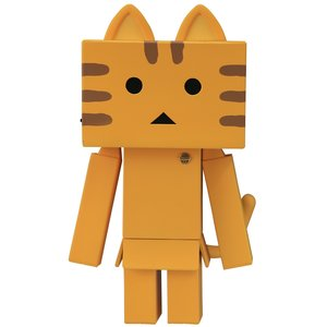 Toys & Knick-Knacks / Collectable Toys / Soft Vinyl Figures / Sofubi Toy Box Nyanboard Tabby Cat