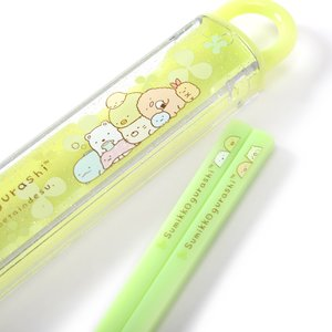 Home & Kitchen / Chopsticks & Cutlery / Sumikko Gurashi Chopsticks & Chopstick Box