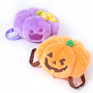 Otaku Apparel & Cosplay / Bags & Wallets / Happy Pumpkin Backpack