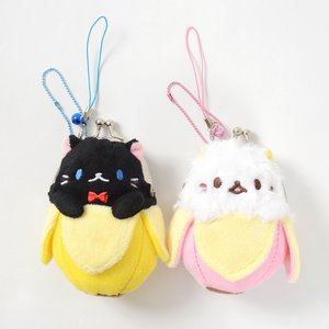 Bananya Coin Purses