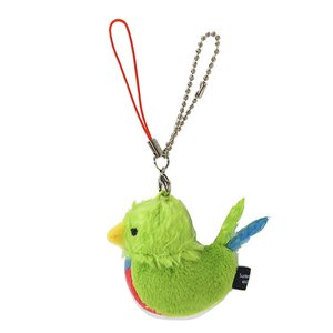 Toys & Knick-Knacks / Collectable Toys / Plushies / Plushie Sets / Irotoridori Quetzal Keychain Strap