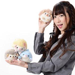 Horinezumi no Harin Sanpo Hedgehog Plush Collection (Standard)