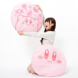 Home & Kitchen / Cushions / Kirby's Dream Land Super Big Cushions