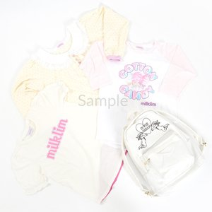 milklim Coordinate Pack (White)