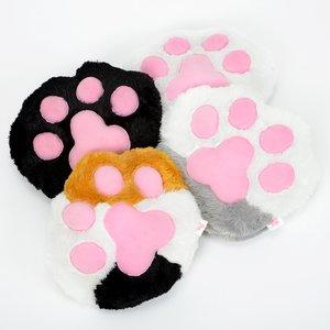 Home & Kitchen / Cushions / Funwari Nikukyu Cat Paw Cushions