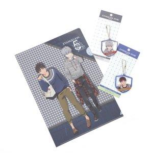 EVA STORE TOKYO-01 Original 5th Anniversary Shinji & Kaworu Set